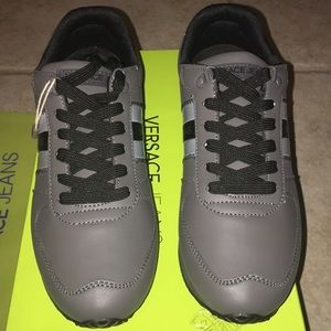Versace, Mens Sneakers, Size 39/6
